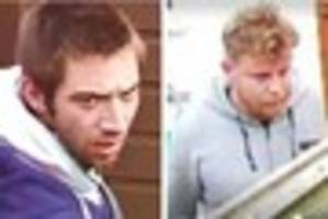 braintree burglary leaves police searching for these men