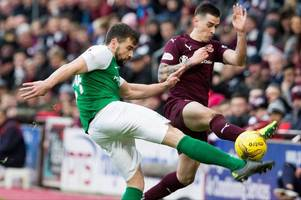 hearts and hibs players rated: find out who was the top player at tynecastle