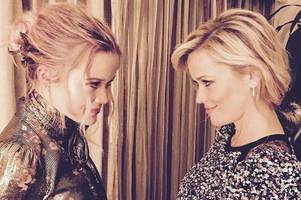Reese Witherspoon looks so 'identical' to her teen daughter, fans can't tell them apart in this photo
