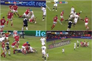 Explained: The seven disastrous minutes and devastating mistakes that led to Wales' heartbreak against England