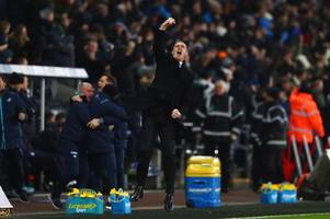 Paul Clement becomes the toast of Swansea City after latest Premier League win against Leicester City