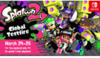 Nintendo News: Nintendo Switch Owners Get Free Preview of Splatoon 2 During Global Testfire