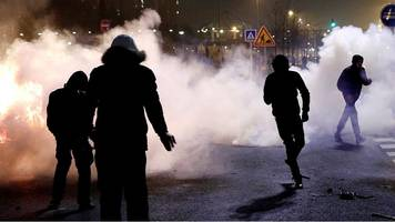 Protests continue in France over alleged police rape
