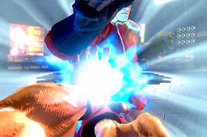 'Ultra Street Fighter 2' has first-person 'Hadoken' mode on Nintendo Switch