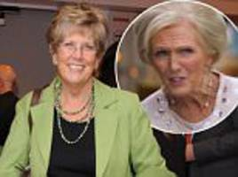 prue leith 'to replace mary berry on bake-off'