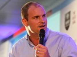 andrew strauss loves passion of england's captaincy duo