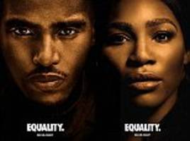 LeBron James & Serena Williams appear in new Equality film