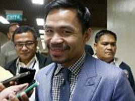 manny pacquiao launches twitter poll to find next opponent