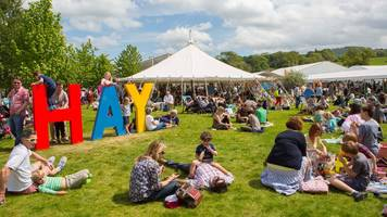 Hay Festival announces first of 2017 line-up
