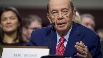 wilbur ross, trump's commerce dept pick, to keep 11 investments including chinese govt-backed company
