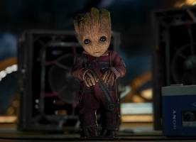 New 'Guardians of the Galaxy: Vol 2' TV Spot Suggests That Music Will Have Bigger Role