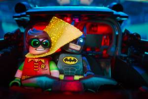 Question Club: The Lego Batman Movie's original content, smart humor, and endless recycling