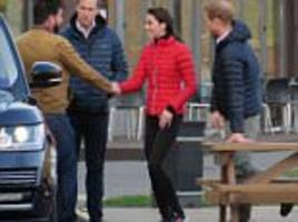 kate middleton films tv show with nick knowles