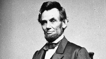 donald trump celebrated abraham lincoln's birthday with a fake quote