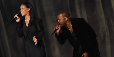 Grammys 2017: Kanye West and Rihanna Shut Out