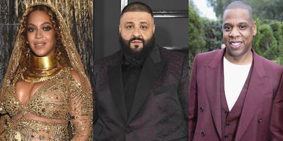 """Listen to Beyoncé and Jay Z on DJ Khaled's Surprise New Song """"Shining"""""""