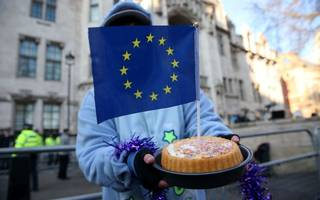 brexit not as bad for the uk as we thought, says eu