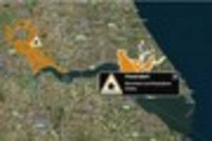 live hull traffic and travel as flood warnings issued - monday,...