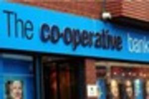 The Co-op Bank is up for sale