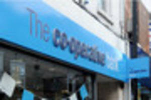 Co-op Bank is put up for sale