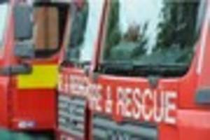 Firefighters rescue old lady from her Plymouth home