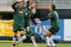 Ryan Taylor: Green Army were Plymouth Argyle's 12th man against...