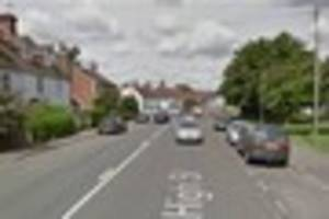 A road near Rolvenden High Street has been closed off after a...