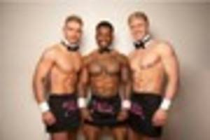Surrey men needed to work as naked butlers, strippers and nude...