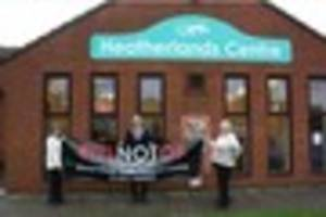 Community shows support for sexual abuse week in Ferndown