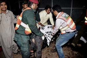 Lahore Rocked By Jamaat-ur-Ahrar Explosion During Protest Rally By Chemists, Pharmacists