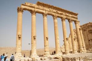 Russian intel: ISIS planning further destruction of Syria's ancient Palmyra site