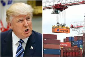 A post-Brexit trade deal with Donald Trump will 'hurt rather than help' UK exporters, Plaid Cymru warn