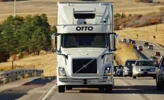 otto's california truck testing may depend on whether drivers keep a foot on the accelerator or not