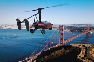 you can now pre-order 'the world's first certified commercial flying car'