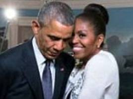 the obamas share touching valentine's day tributes