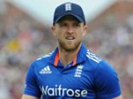 david willey ruled out of odi series against west indies