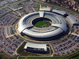 the queen is going to open a gchq security centre that is designed to protect the uk from hackers