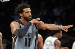 Grizzlies LIVE To Go: Clutch Conley arrives in Brooklyn and gives the Grizzlies the victory over the Nets 112-103
