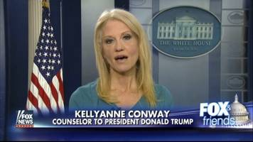 Ethics Office Recommends Disciplinary Action Against Kellyanne Conway