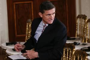 Michael Flynn, Trump's national security adviser, resigns over Russia lies