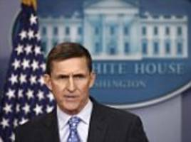 flynn paid to party with putin and vulnerable to blackmail