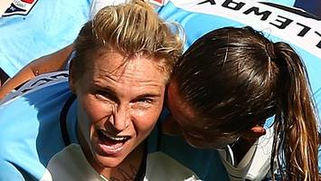 Jess Fishlock column: Making history at Melbourne and returning to Wales