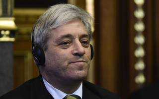 more than 200 mps  back my bercow challenge says tory mp