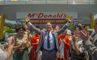 "The Founder director: ""There are things about Ray Kroc I really admire"""