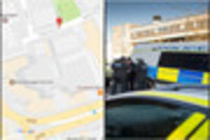 Man to be quizzed by detectives after woman was raped while...