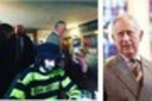 prince charles spotted at westcountry pub by kasabian after...