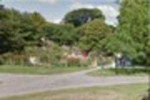 vandalism to play equipment and toilets at falmouth's kimberley...