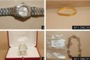 See huge Chelmsford and Brentwood jewellery haul stolen during...