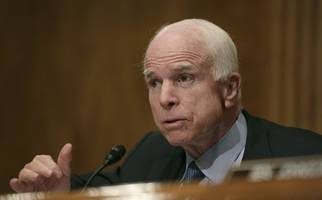 McCain says Flynn resignation shows 'dysfunction' at the White House