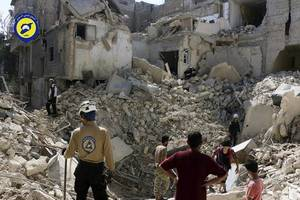 VIDEO: Human Rights Watch: Syrian Authorities Ordered Several Chemical Attacks in Aleppo